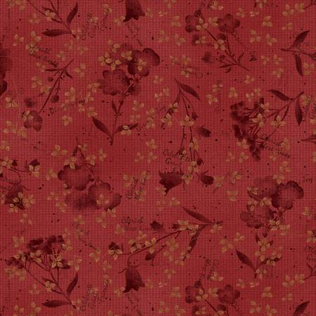 Henry Glass Fabric Tickled Pink 2236.88