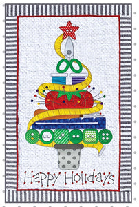 Amy Bradley Designs Holiday Sewing Set