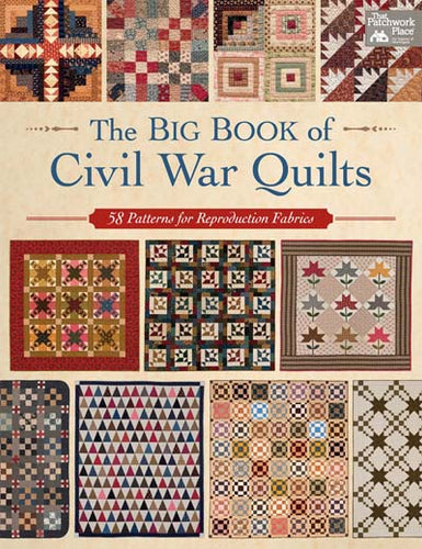 The Big Book of Civil War Qulits