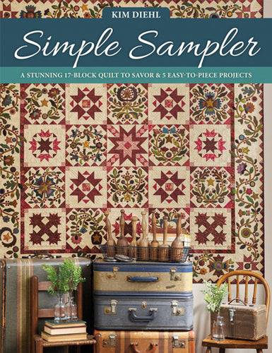 Kim Diehl Simple Sampler