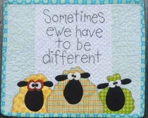 Bloomin' Minds All About Ewe