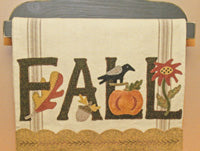 Buttermilk Basin's Fall Table Runner