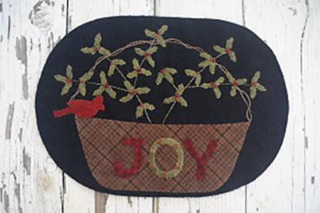 Bits & Pieces by Joan Joyful Basket