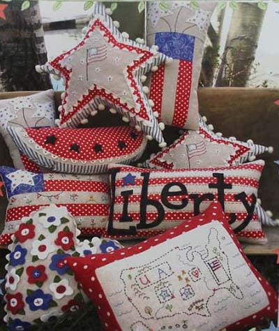 Little Americanna Pillows