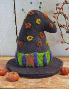 Cottonwood Creations  Witchs' Hat Pin Keep