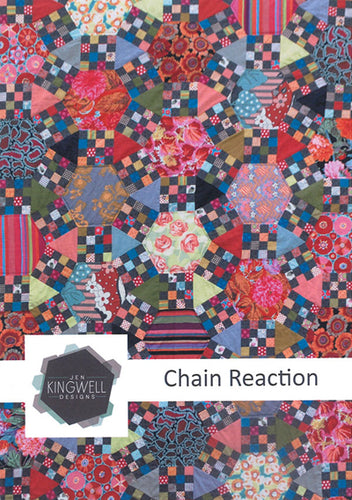 Jen Kingwell Chain Reaction