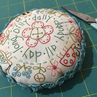 Birdhouse Patchwork Designs Dilly Dally