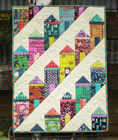 Eye Candy Quilts  Fierce Ladies