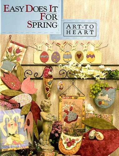 Art to Heart Easy Does It for Spring
