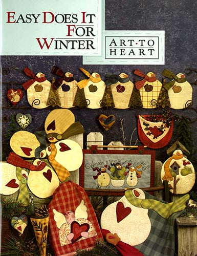 Art to Heart Easy Does It for Winter