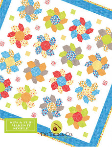 Fig Tree Quilts Sunflowers