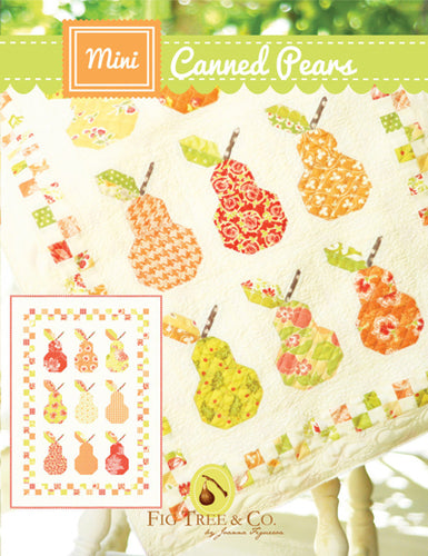 Fig Tree Quilts-Canned Pears