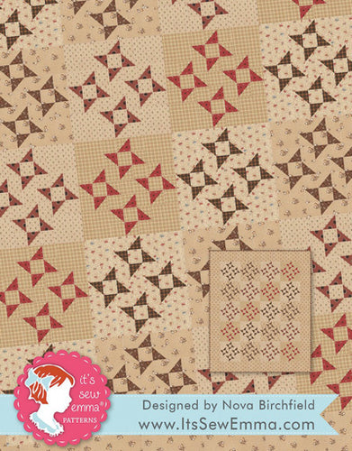 It's Sew Emma Bumper Crop Quilt Pattern