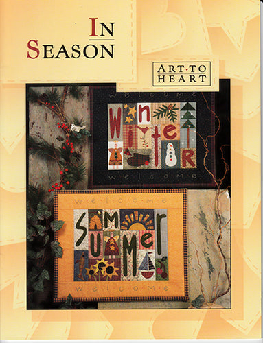 Art to Heart  In Season