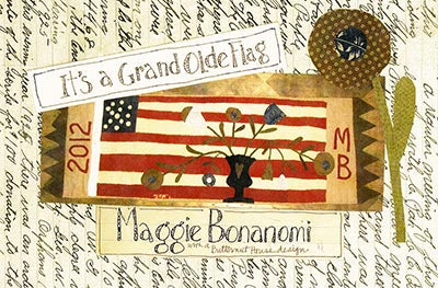 Maggie Bonanomi's It's a Grand Olde Flag
