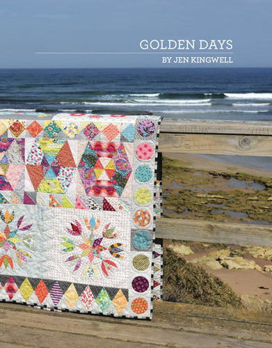 Jen Kingwell Designs Golden Days