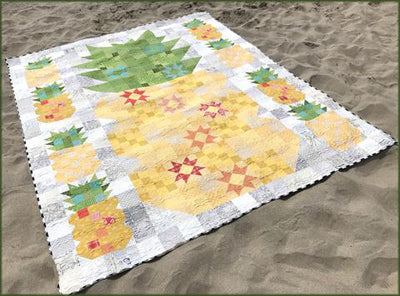 Judi Madsen  Patchwork Pineapple