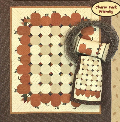 Kansas Troubles Quilters Pumpkin Seeds Booklet