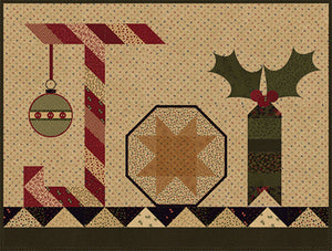 Kansas Troubles Quilters Joyful Wishes