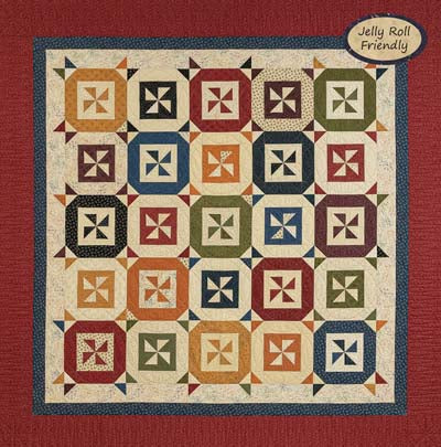 Kansas Troubles Quilters As the Wind Blows