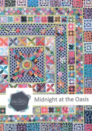 Jen Kingwell Midnight At the Oasis