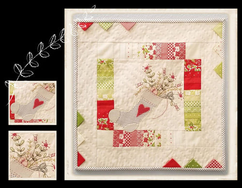 Plumcreek Designs A Stitcher's Stocking