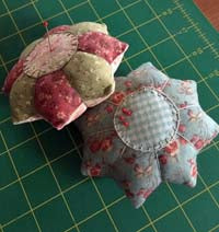 Flower Stack Pincushion