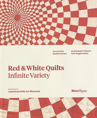 Red & White Quilts Infinte Variety