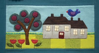 Sue Spargo  House Table Runner