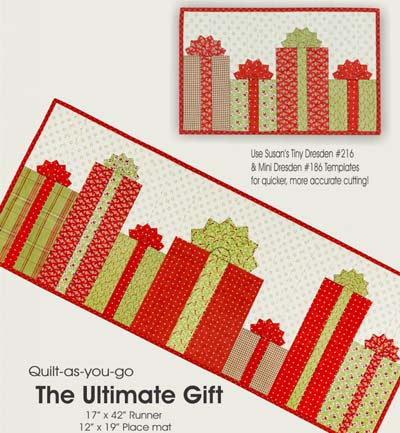 Suzn Quilts The Ultimate Gift