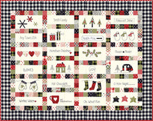 Load image into Gallery viewer, Hometown Christmas Quilt