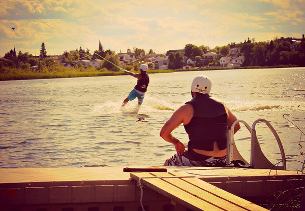 Timmins Wake Park, Timmins Ontario, Gillies Lake, Wakeboarding, Wake Park, Water Sports
