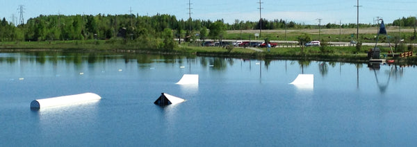 Timmins, Timmins Wake Park, Wake Park, wakeboarding, wakeboard, cable park, Gillies Lake, Northern Ontario Tourism & Recreation, Summer, Kids Camp,