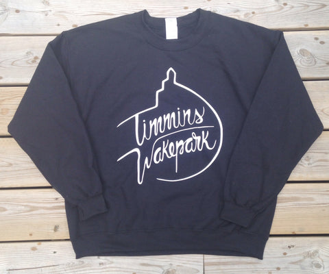 Timmins Wake Park Crew Sweater