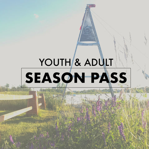 2019 Season Passes: Adult & Youth