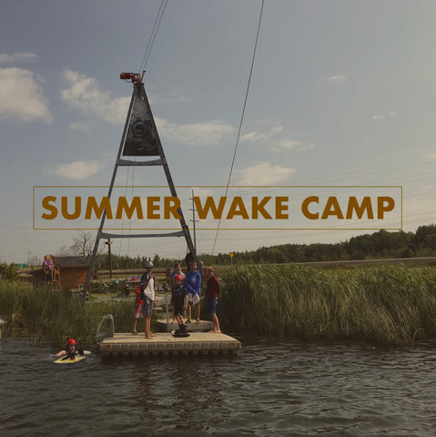 2019 Summer Wake Camps