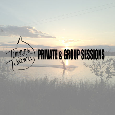 Private & Group Sessions