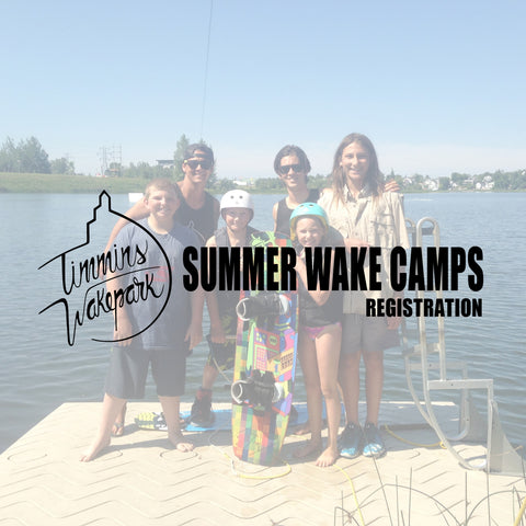 2018 Summer Wake Camps