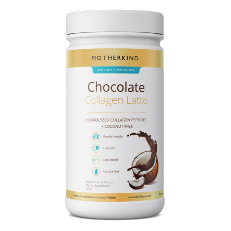 Chocolate Collagen Latte
