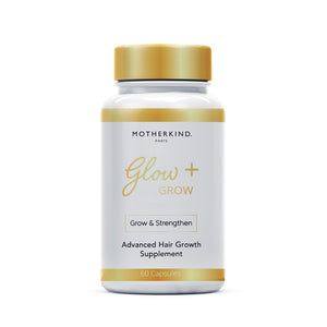 Glow + Grow Advanced Hair Growth Supplement