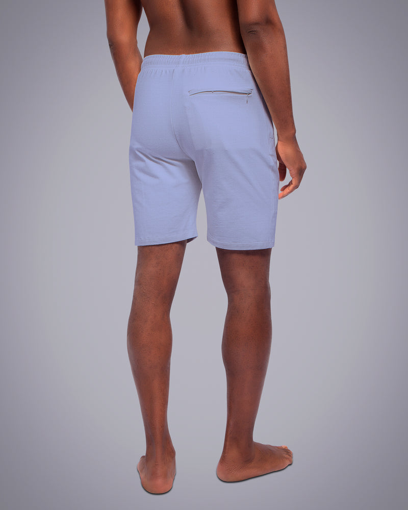 Gravity Short Periwinkle