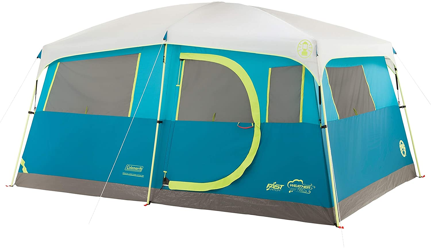 Coleman Cabin Tent With Closet
