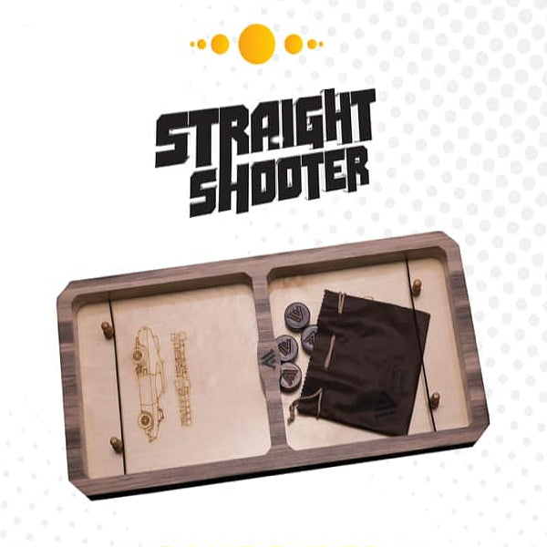 Straight Shooter 2 Player Game - diyarabia.com