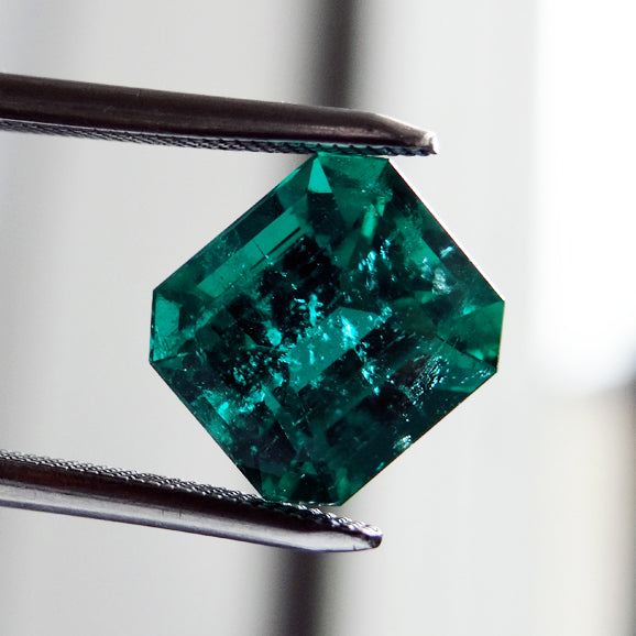 The Ultimate Appeal of Colombian Emeralds