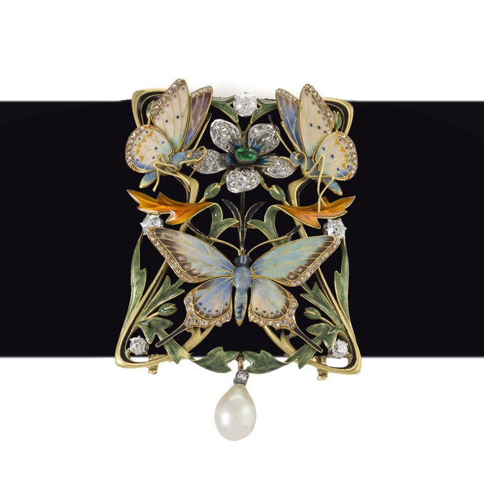 Gem X Club Presents: Art Nouveau, The Genesis of Jewelry As Fine Art