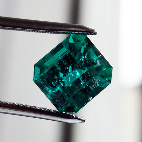 Antique and Vintage Colombian Emerald Fine Jewelry, Available at Macklowe Gallery