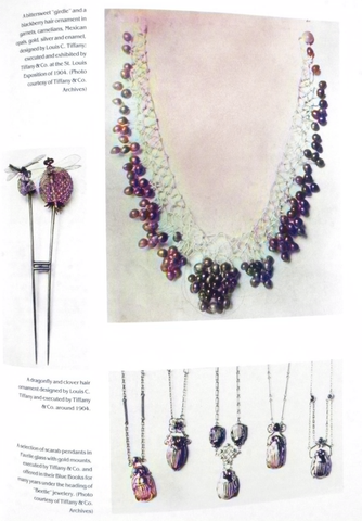 Louis Comfort Tiffany and Julia Munson's Jewelry for the 1904 St. Louis Exposition