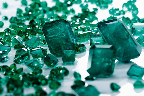 The May Birthstone: Green with Envy over Emeralds