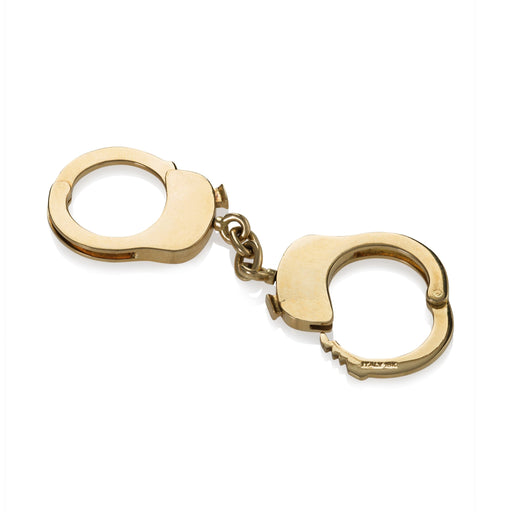 Macklowe Gallery Tiffany & Co. Gold Hand Cuffs Key Ring