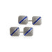 Macklowe Gallery Tiffany & Co. Sapphire Cuff Link and Shirt Stud Set